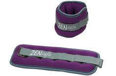 4lbs total weight Da Vinci 2 LBS Adjustable Ankle Wrist Weights Sold in Pairs