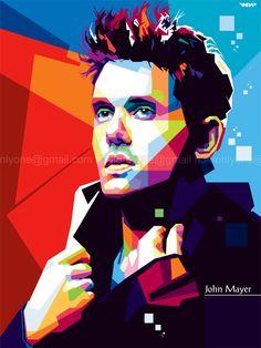John Mayer. info and order to n34lonlyone@gmail.com