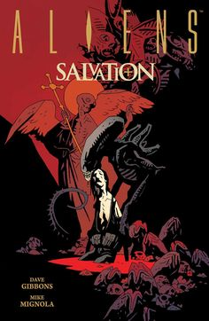 Aliens - Salvation by Mike Mignola
