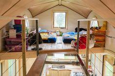 小房子也可以變成大空間:The Pequod Tiny House