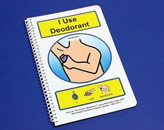As part of a new puberty series, this book about putting on deodorant every day helps to explain part of the grooming process as we grow older. Explaining some important parts of hygiene and encouragi