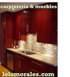 74 best Gabinetes de Cocina y Pantrys images on Pinterest | Kitchen ...