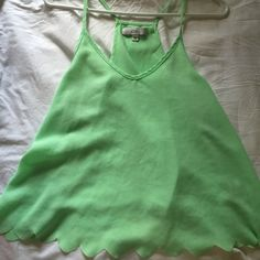 For Sale: Green Shirt for $4