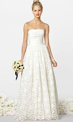 sweet style #wedding gown