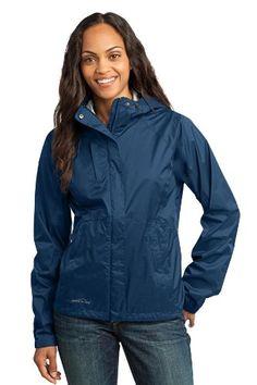 Eddie Bauer – Ladies Technical Rain Shell EB553 « Impulse Clothes