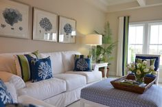 The Monocacy model home, by NVHomes