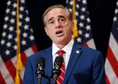 President Donald Trump is firing Veterans Affairs Secretary David Shulkin and replacing him with the White House doctor in the wake of a bruising ethics scandal and a mounting rebellion within the organization. Private Health Care, Military Retirement, Military Veterans, Department Of Veterans Affairs, Icu Nursing, Tennis Match, Trump Sign, House Doctor