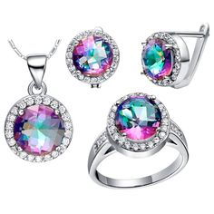 925 Sterling Silver Round Sets Rainbowstone Crystal For Women Wedding Jewelry 925 Sterling Silver Necklace Earring SS010,   Engagement Rings,  US $19.57,   http://diamond.fashiongarments.biz/products/925-sterling-silver-round-sets-rainbowstone-crystal-for-women-wedding-jewelry-925-sterling-silver-necklace-earring-ss010/,  US $19.57, US $18.00  #Engagementring  http://diamond.fashiongarments.biz/  #weddingband #weddingjewelry #weddingring #diamondengagementring #925SterlingSilver #WhiteGold