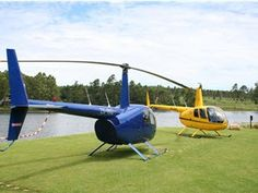 Robinson's New R44 to Provide Better Training