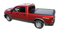 Retractable Tonneau Covers - RollBAK