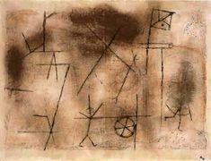 Paul Klee - Formula of war