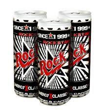 Resultado de imagen de rockstar energy drink spain