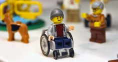 The first LEGO Minifig in a wheelchair is coming. Finally!