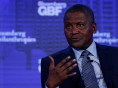 Africa's richest man says oil is not the way forward
