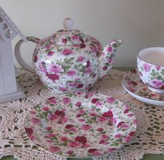 Rose Chintz Cottage: Tea Time Tuesday