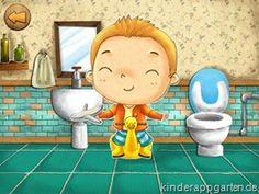 Potty Training App - Kinder - iPad iPhone