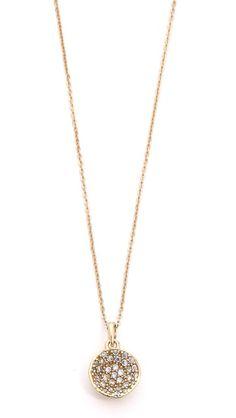 mini nicole necklace / melinda maria
