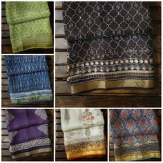 Refreshingly light silken Kota silk sarees, it drapes like a dream, so soft on the skin yet has a charming presence. Must have for the festive spell ! Kota Silk Saree, Kota Sarees, Tussar Silk Saree, Soft Silk Sarees, Silk Sarees Online, Festive, Pure Products, Clothes For Women, Clothing