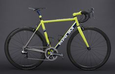 GTR, Barbados Green, Deep Crystal Blue, Brilliant White, Corretto | by Baum Cycles