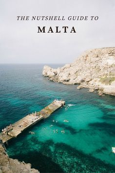 Start planning your next European vacation. https://www.bontraveler.com/the-nutshell-guide-to-visiting-malta/?utm_campaign=coschedule&utm_source=pinterest&utm_medium=The%20Full-Time%20Tourist