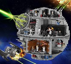 Star Wars Lego Death Star (75159) Star Troopers, Imperial Officer, Emperor Palpatine, Royal Guard, Star Wars Film, Lego Technic, Star Wars Collection, Obi Wan, Tents