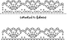 eyelet lace edging diagram