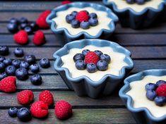 Vanilkový pudink – domácí