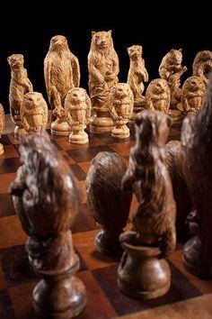 Beorn's chess set