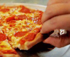 Gif de pizza