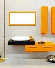 Mobila de baie http://hertdesign.ro/10-baie dulapuri de baie moderne