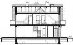 Rzut projektu Galilea BIS Malaga, Floor Plans, House, Home Decor, Houses, Decoration Home, Home, Room Decor, Haus