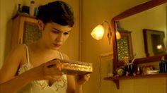Le fabuleux destin d'Amelie Poulain.  Favourite movie!