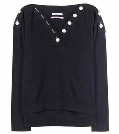 Cashmere sweater | Barrie