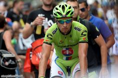 2014 vuelta-a-espana photos stage-08  Peter Sagan (Cannondale) had his best finish (3rd) at this year's race