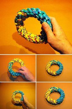 DIY Chew Ring