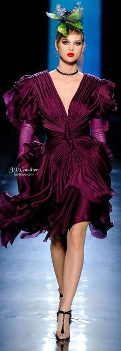 Jean Paul Gaultier S designer dresses 2014,designer dress 2015