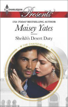 Amazon.com: Sheikh's Desert Duty (Harlequin Presents\The Chatsfield) (9780373133031): Maisey Yates: Books