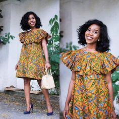 Swag up Your Style with These Up-To-Date Ankara Fashion Ensembles - Wedding Digest Naija