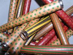Vintage Industrial Thread Spools by reddoor1777 on Etsy, $2.00