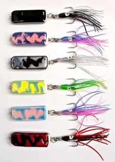 Mark White Lures - fishinglureshawaii.com - markwhitelures.com - Hawaii Fishing Lures: expertly crafted handmade fishing lures from Kauai Hawaii.