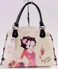 Adorable New BETTY BOOP High Quality Shoulder Bag