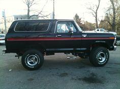 "1979 Ford Bronco | 1979 Ford Bronco ""351M 79 Bronco XLT"" - Walpole, owned by Davidj3049 ..."