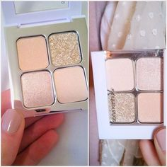 A dupe for the Bobbi brown quad (left) is this Sonia Kashuk quad (right)...not exact but similar!