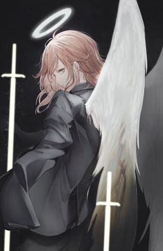 Chica Anime Manga, Anime Guys, Character Art, Character Design, Man Wallpaper, Angel And Devil, Chainsaw, Anime Art Girl, Aesthetic Anime