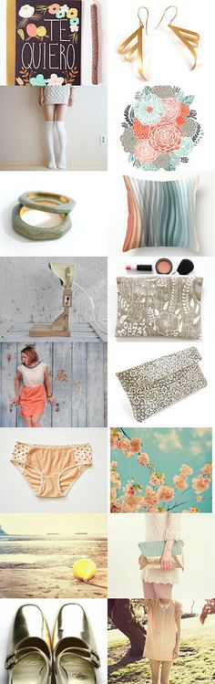 I ♥ Spring by Parker and Lou Lou on Etsy--Pinned with TreasuryPin.com