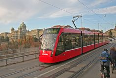 Tram in Bern