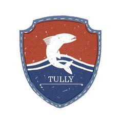 House Tully Sigil - Maria Suarez Inclan