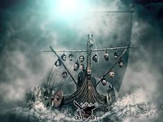 Vikings series 2015 by thecasperart – Norse Mythology-Vikings-Tattoo Viking Art, Viking Ship, Viking Warrior, Ancient Vikings, Norse Vikings, Viking Symbols And Meanings, Fantasy Art Angels, Norse People, Vikings Ragnar
