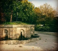 Quanti ricordi.... Fontana dell'acqua marcia in Parco Sempione #milanodavedere foto di : @scorcidimilano Milano da Vedere