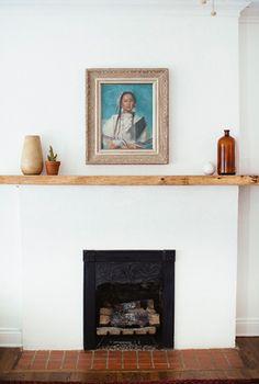 Art Of The Fireplace Sara Rocky Garza
